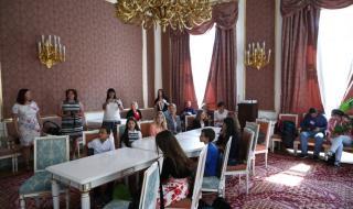 Předávání cen se odehrávalo v krásných prostorách Poslanecké sněmovny v Praze