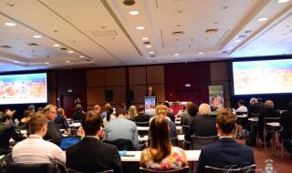 Konference WOS měla vysokou účast.