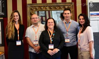 Závěrečné poděkování patřilo i organizátorům konference.