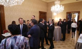 Předávání se tradičně koná v krásných prostorách Kaiserštejnského paláce v Praze