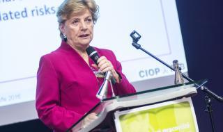 Prof. Danuta Koradecka, Ph.D., D. Med. Sc., CIOB-PIB (výzkumná instituce) Polsko