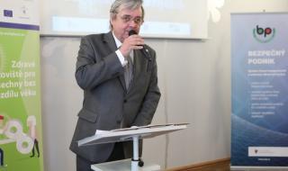 Mgr. Ing. Rudolf Hahn, generální inspektor